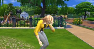 Sims 4 Utangaçlıktan Ölme