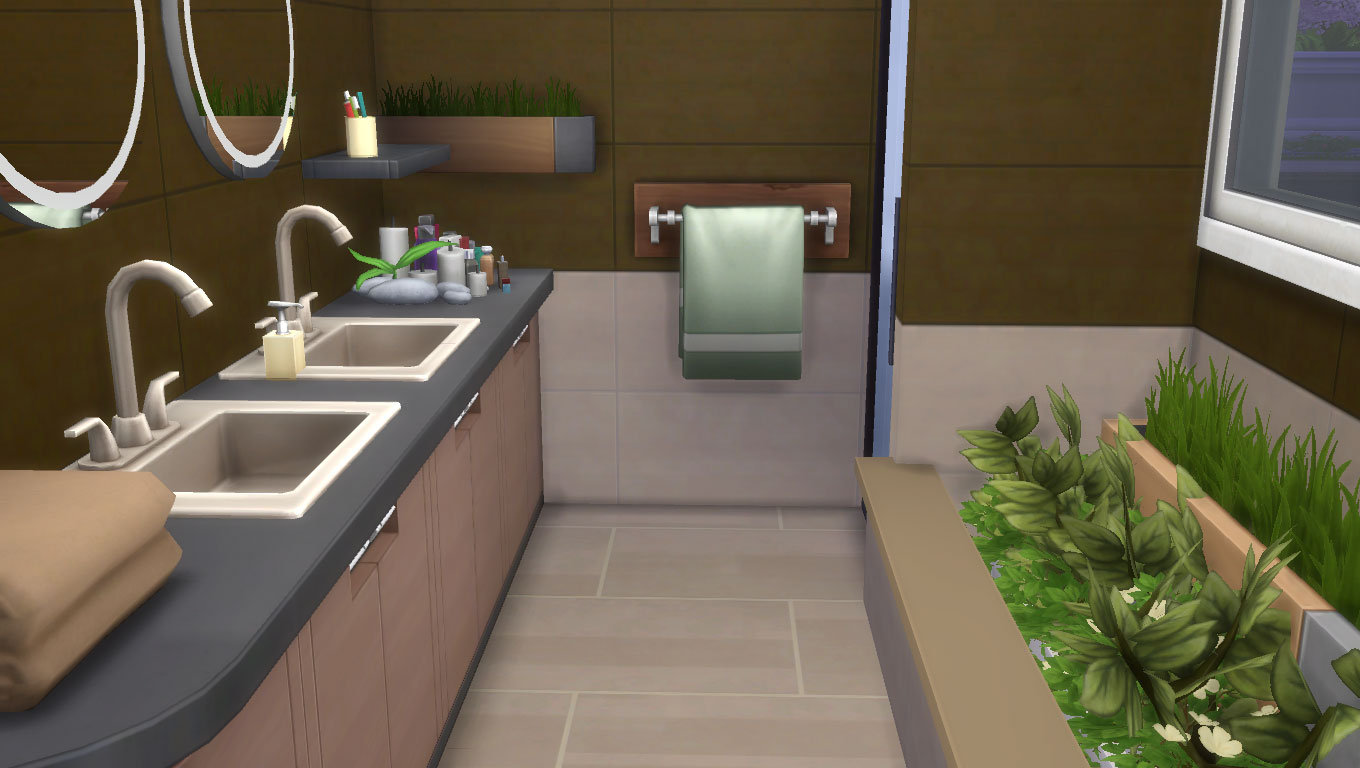 design your own kitchen layout wall units how to give sims the perfect bathroom | simsvip