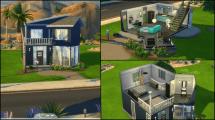 Sims 4 Starter Home House Plans