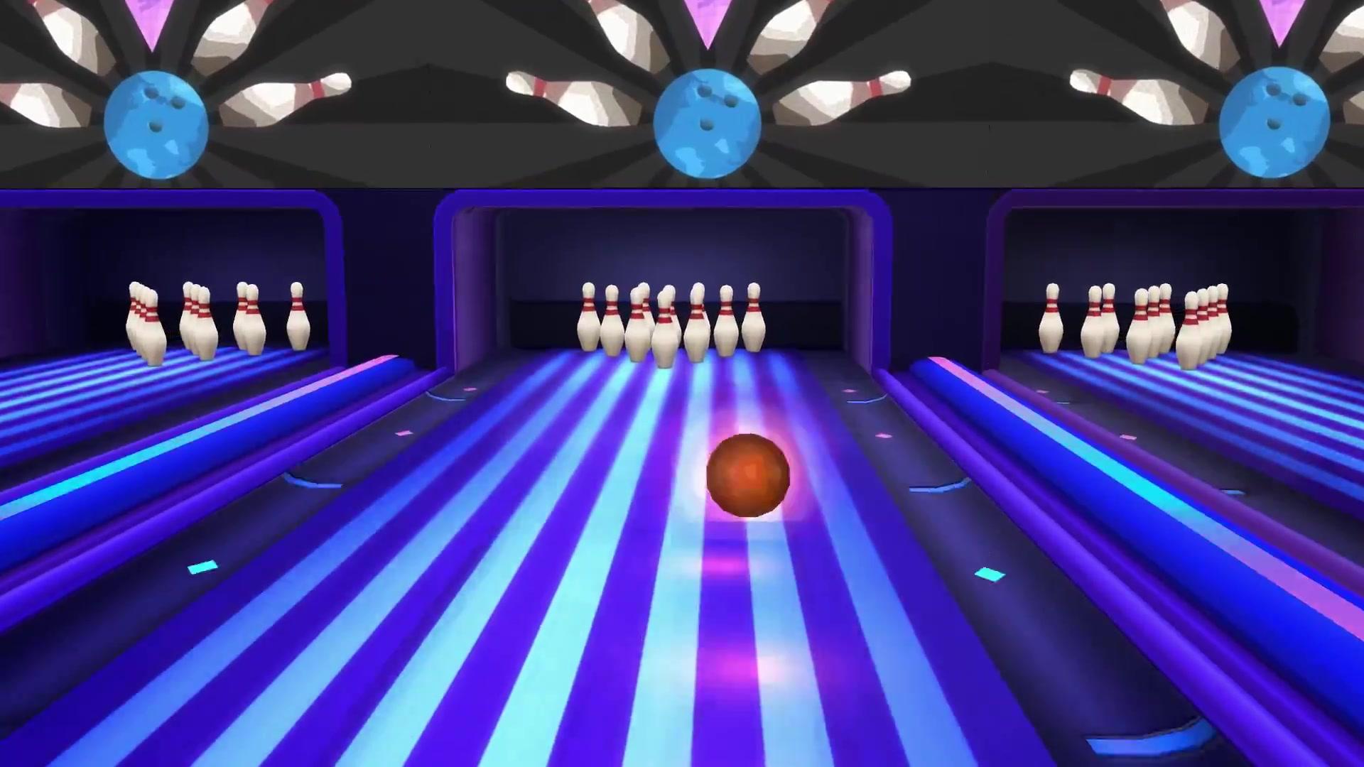 Kids Size Bowling