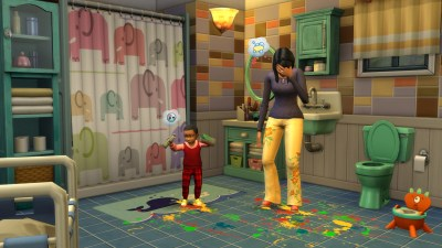 The Sims 4 Parenthood Game Pack: New Renders and ...