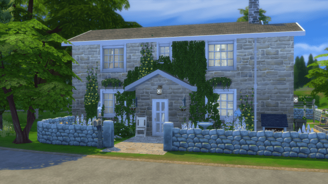 Building Family Homes in The Sims 8  SimsVIP