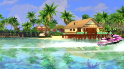 The Sims 4 Island Living: First Look at Gameplay - Sims 4 ...