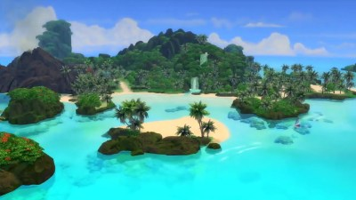 The Sims 4 Island Living: First Look at Gameplay | SimsVIP