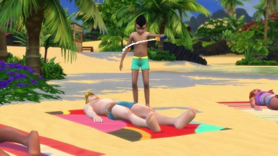The Sims 4 Island Living: First Look at Gameplay | SimsVIP