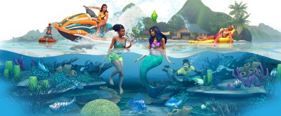 The Sims 4 Island Living: First Screenshots + Game ...