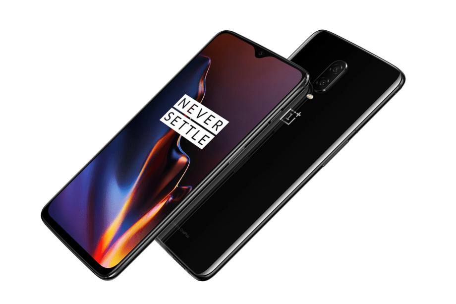 OnePlus 6T のデザイン