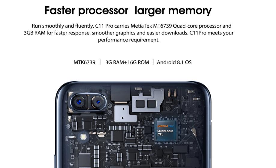 3GB RAM を搭載