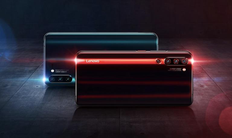 Lenovo Z6 Proのデザイン