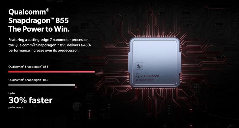 OnePlus 7 ProのSoC