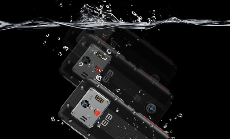 Elephone Soldierの防水