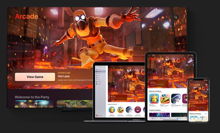 レビュー!スマホゲーム初心者が「Apple Arcade」を使ってみた。