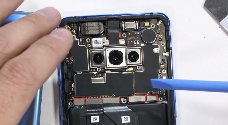 OnePlus 7Tの防水仕様