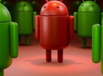Androidとウイルス感染
