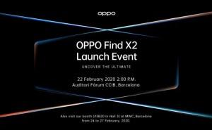 OPPO Find X2 発表イベント