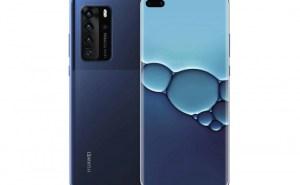 Huawei P40 Pro レンダリング