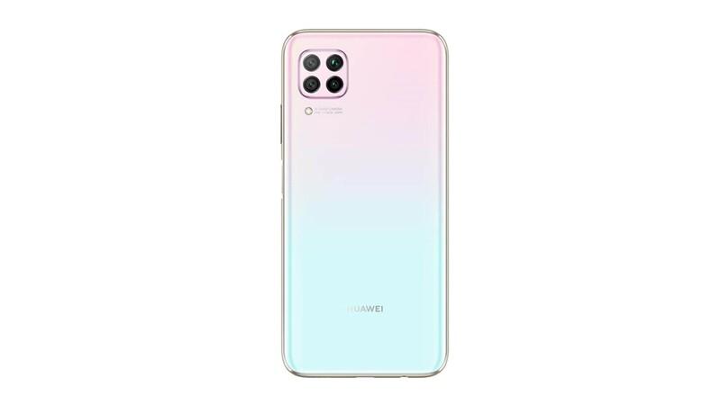 Huawei nova 7i 背面