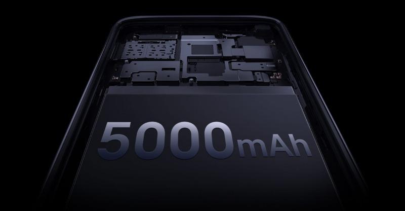 vivo Z6 5Gのバッテリー