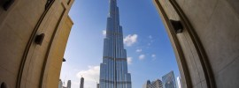 Best SIM Card for Dubai - Burj Khalifa