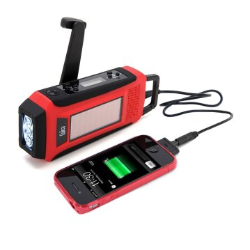 hand crank phone charger - epica