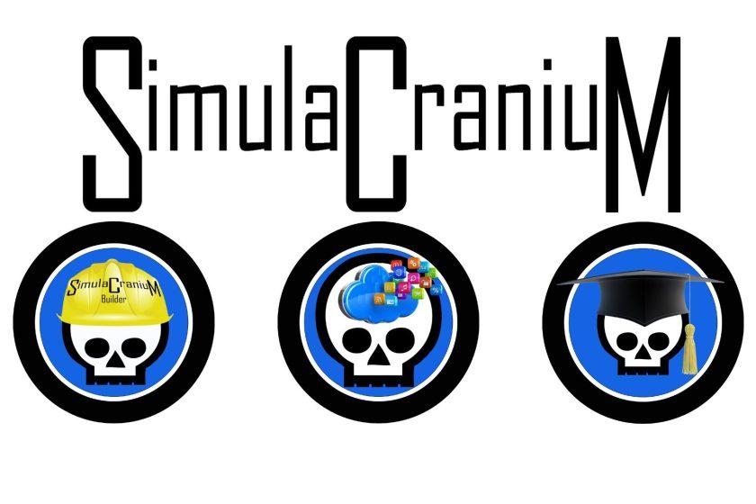 SimulaCranium banner.