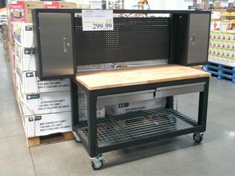 5 foot reload bench