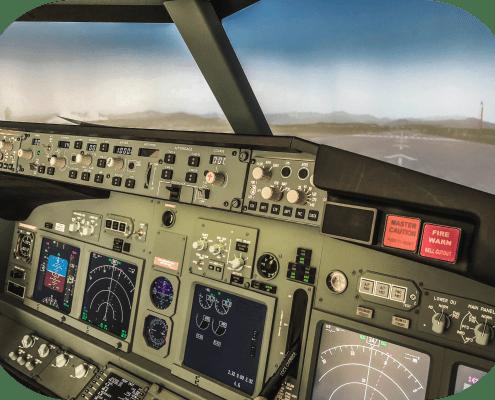 Simulatore volo Milano