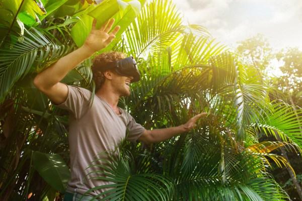 Realtà Virtuale con postazione dedicata