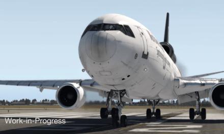 RotateSim představují MD-11 pro X-Plane 11