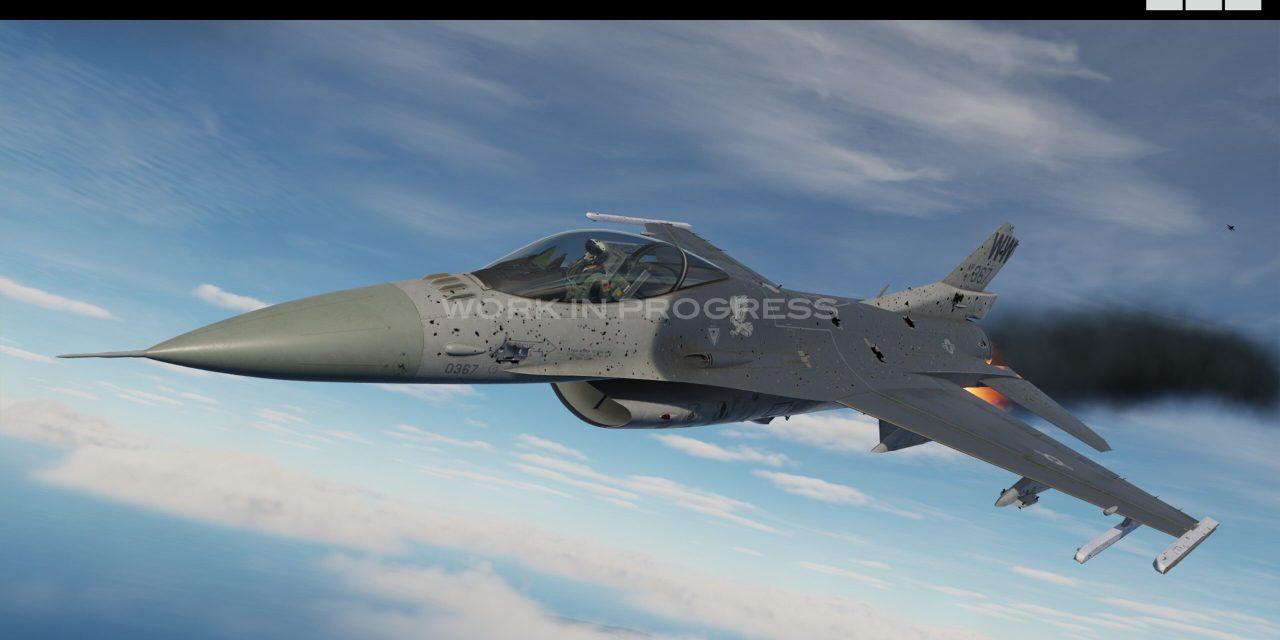 DCS: F-16C Viper vývoj dále zrychluje