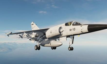 Mirage F1 pro DCS World