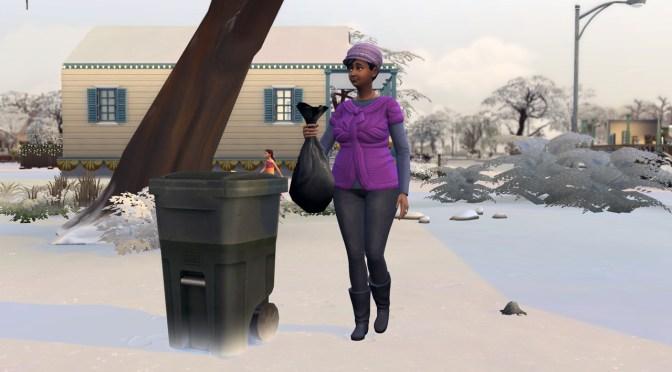 Stinky Leaf Pile Cleanup Service