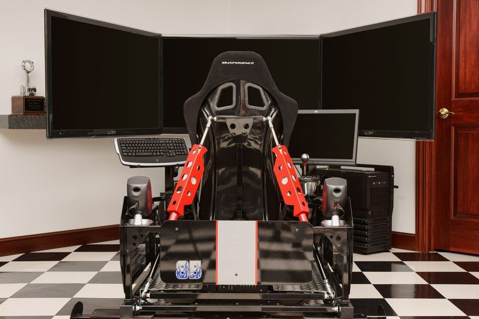 hydraulic racing simulator chair covers range stage 5 full motion vr simxperience motorsports