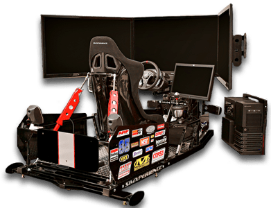 SimXperience® Full Motion Racing Simulator Technologies