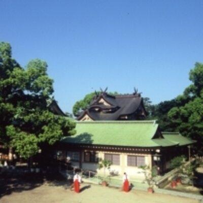 生國魂神社(いくたまさん)