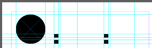 blocs d'image indesign