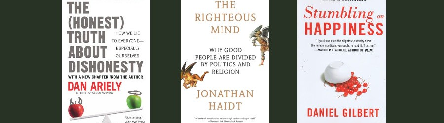 3 Cognitive Science Books That Have Influenced My Judaism