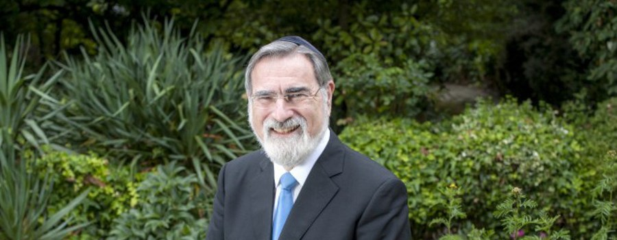 Lord Jonathan Sacks, Templeton Laureate