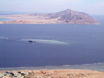 Tiran Island Sharm El Sheikh
