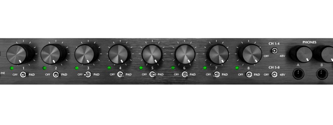 Slate Digital VRS8 Thunderbolt Audio Interface
