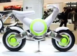 Nueva Moto eléctrica Yamaha