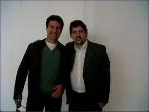 Fotos de Tom Cruise en Buenos Aires