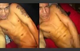 Mirá las fotos prohibidas de 'Maravilla' Martínez