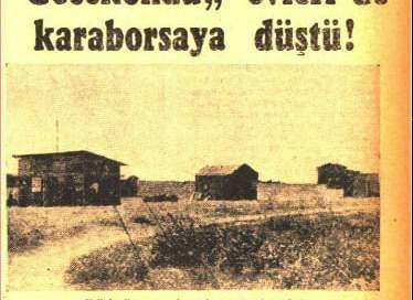Ezilmiş ve Aşağılanmışlar: 1960'lar Türkiye'sinde Gecekondu Meselesi