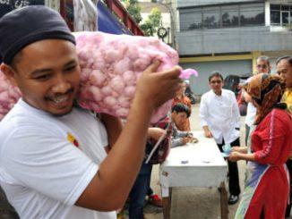 Merata di Berbagai Pasar Tradisional, Bawang Putih Langka dan Harga Tinggi