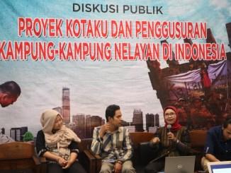 Perempuan Nelayan Desak KPK Usut Tuntas Pengadaan Kapal.
