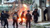Terjadi Penembakan Brutal Dalam Aksi Massa ke Bawaslu, Delapan Orang Dilaporkan Tewas, Senior GMKI Minta Badan Internasional Diminta Segera Turun Tangan.