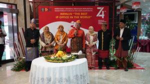 Dirjen Kekayaan Intelektual Luncurkan Layanan Pendaftaran Secara Online, Semoga Indonesia Makin Unggul.