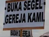 Gereja di Riau Harus Segera Dibuka Kembali.