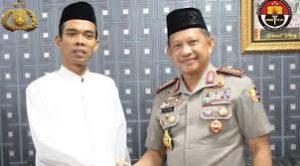 Jong Batak Bela Ustad Abdul Somad (UAS), Sama-Sama Korban, Tolong Jaga Kewarasan, Hentikan Saling Melapor.